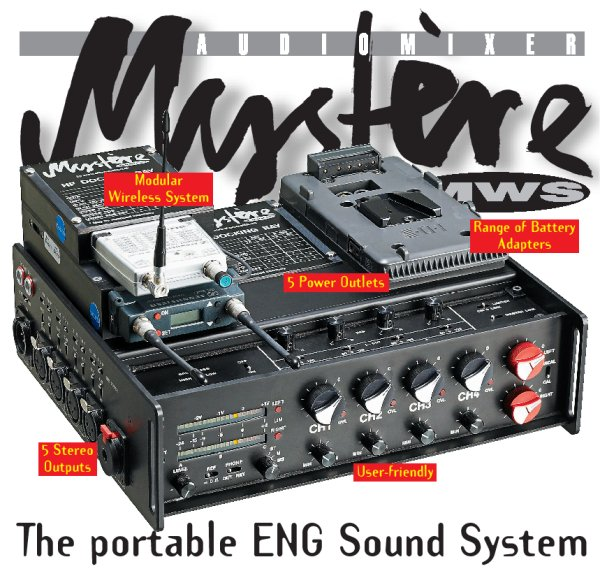myst�re ENG Sound System